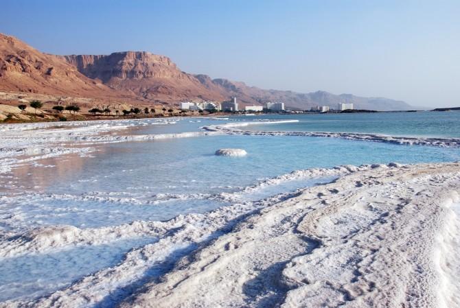 Фото: Отдых на Мертвом море - самой знаменитой природной клинике