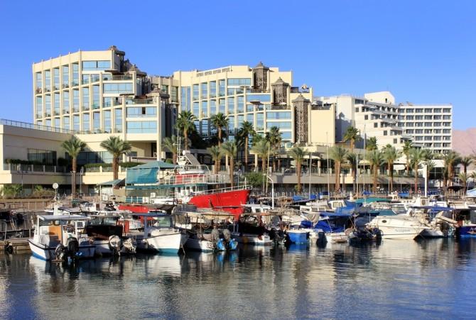 Фото: Аренда квартиры в Эйлате, курорте на красном море