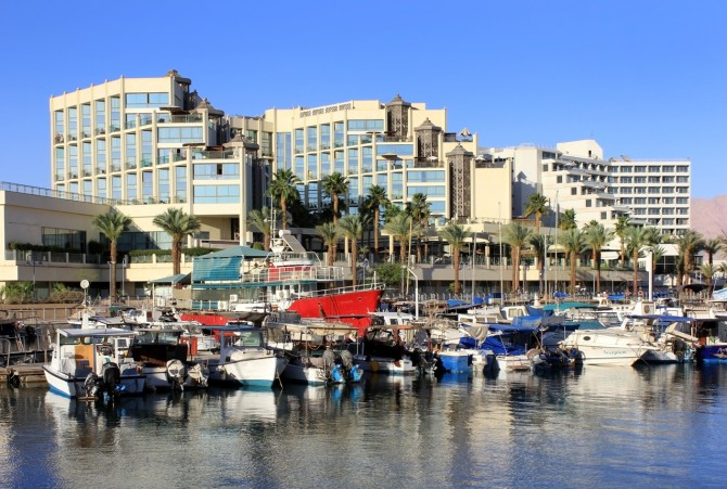 Фото: Эйлат - знаменитый курорт на Красном Море