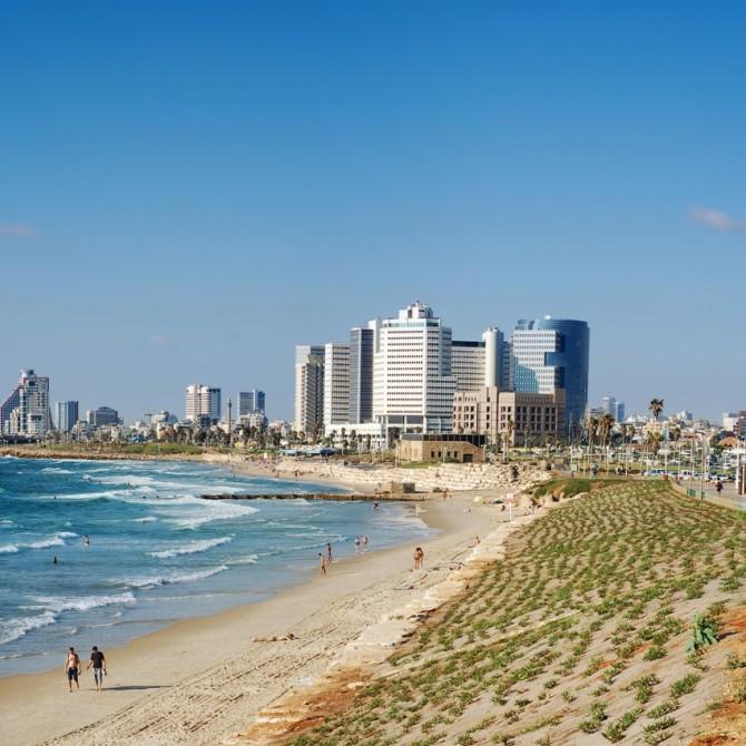 Фото: Аренда квартир рядом с пляжем Тель Авива