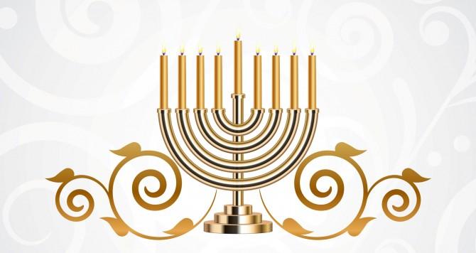 Фото: Сувенир из Израиля - Ханукия