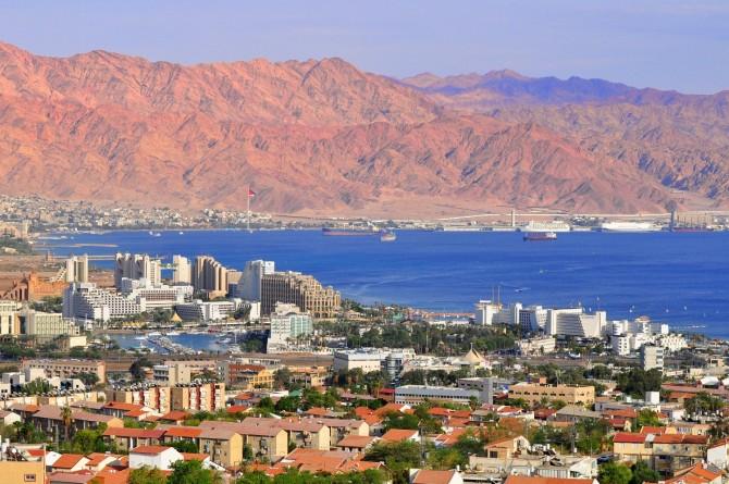 Фото: Эйлат - великолепный курорт на Красном море