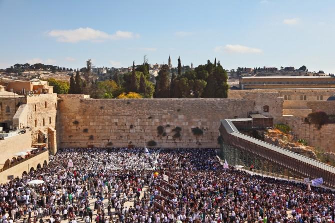 Иерусалим столица Израиля