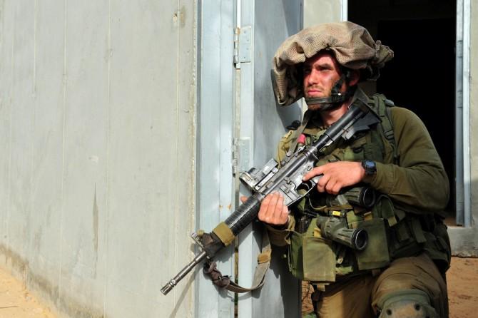 Фото: Ситуация в Израиле сегодня: армия постоянно ведет учения готовясь к защите страны
