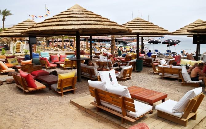 Фото: Пляжный отдых в Эйлате в декабре