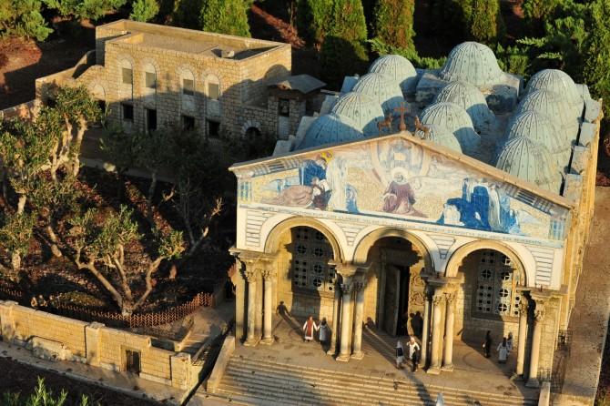 Фото: Парк Мини-Израиль