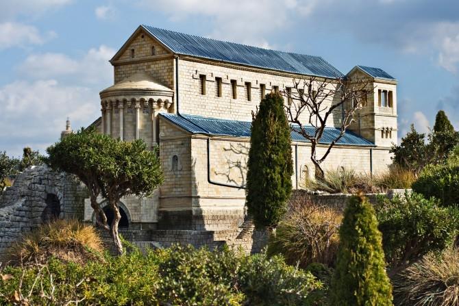 Фото: Модель Преображенской церкви Христа в парке Мини-Израиль
