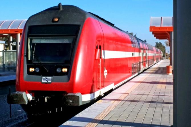 Фото: Добираемся из Тель-Авива в Иерусалим поездом