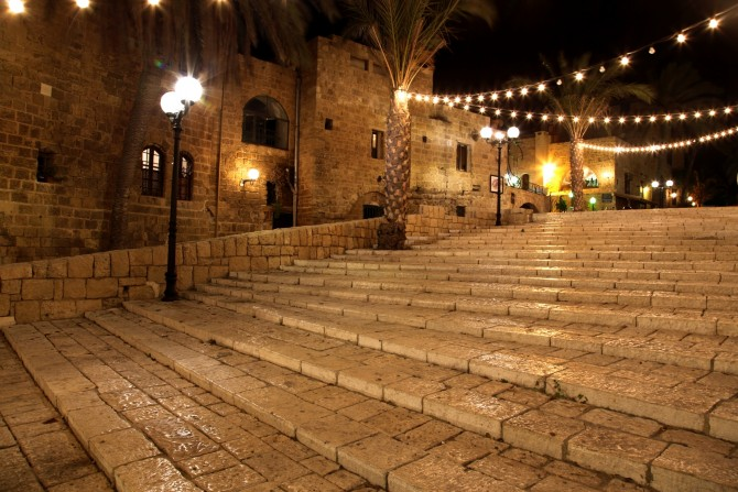 Фото: Старое Яффо - древний город в котором захватывает дух