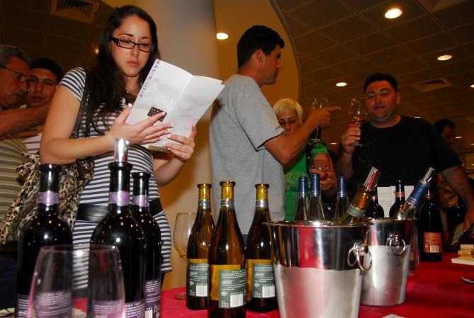 Фото: Вино Израильского производства будет отличным сувениром