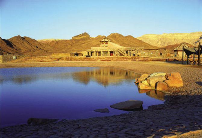 Фото: Озеро в центре парка