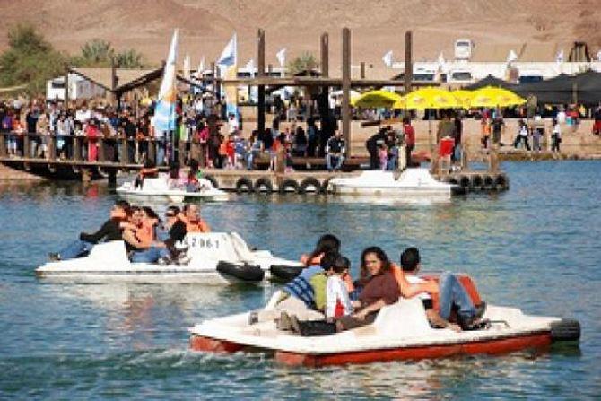 Фото: Водные развлечения для взрослых и детей