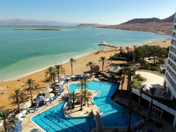 Фото: Отели Мертвого моря
