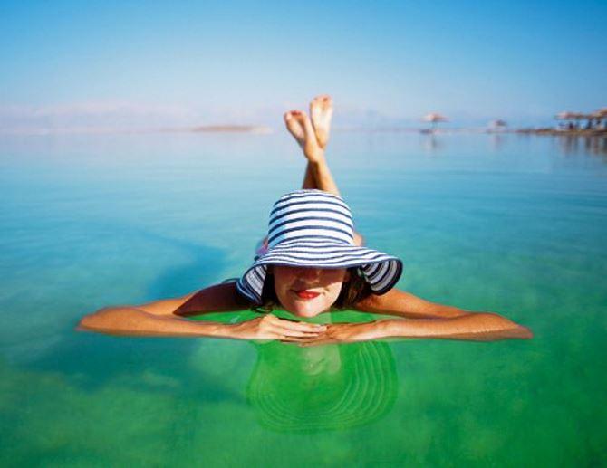 Фото: Отдых и лечение на Мертвом море