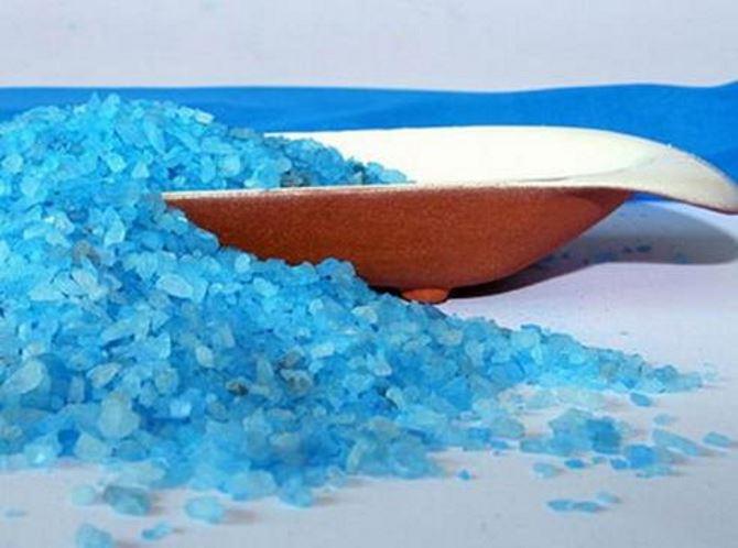 Фото: Натуральная соль Мертвого моря