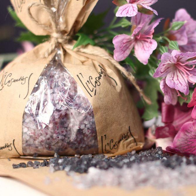 Фото: Соль Мертвого моря для ванн
